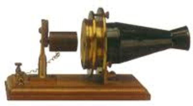 Invenció del telèfon de Bell