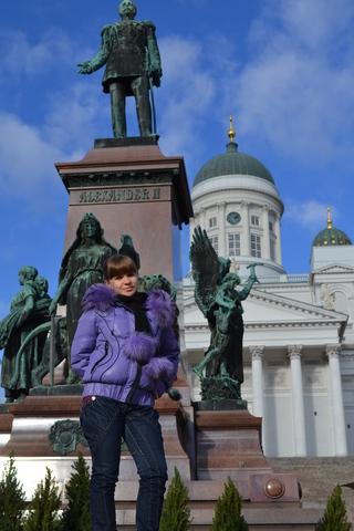 Финляндия-Хельсинки