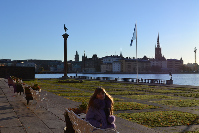 Швеция-Стокгольм