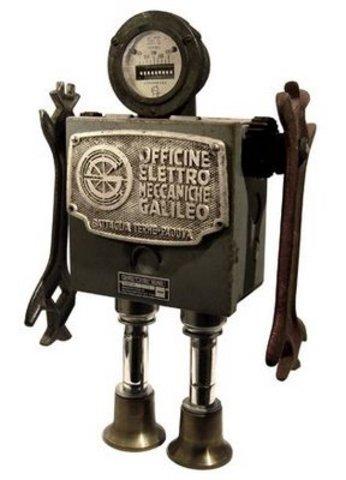 ROBOTS PRIMITIVOS