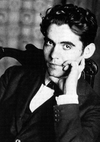 Arrest de Federico Garcia Lorca