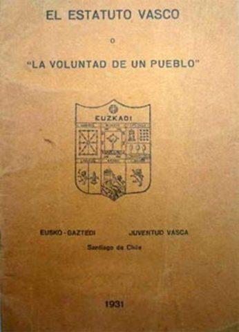 Estatut d'autonomia del Pais Basc
