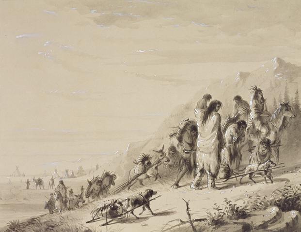 migration of abenaki to canada