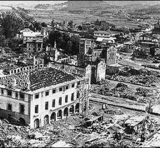 Batalla i bombardeig de Bilbao