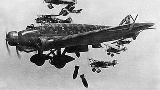 Bombardeig de l'aerodrom de Zaragossa