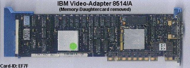 IBM 8514 graphics system