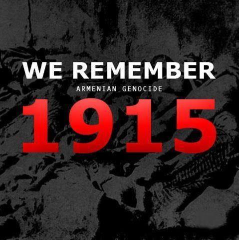 Inicio del Genocidio Armenio