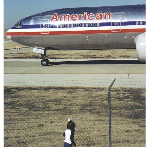 Volé en el avión el doce de agosto, mil novacientos noventa y nueve