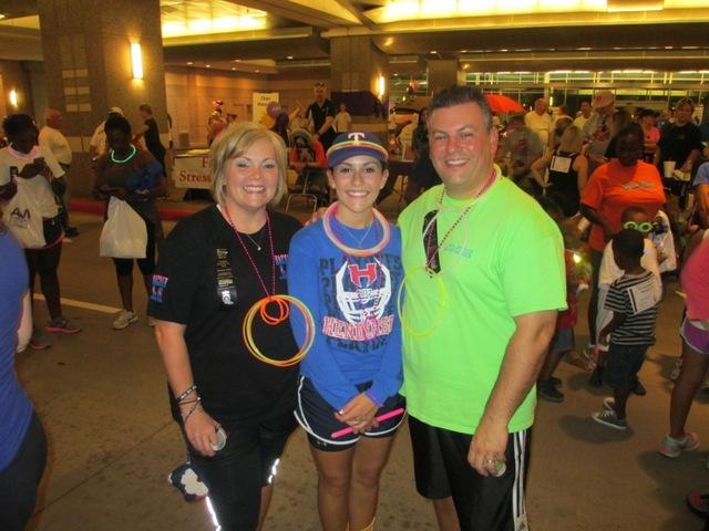 Corrí carrera de cicno kilómetros el veintiuno de septiembre, dos mil trece.