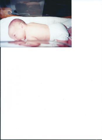 Noviembre Catorce Dieciueve noventa y ocho, Me estavo nacer