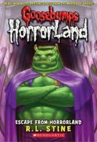 escape from horror land