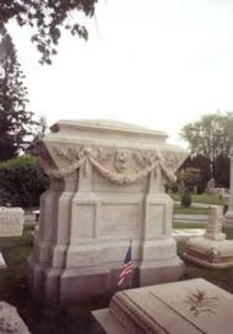 Matthew C. Perry dies