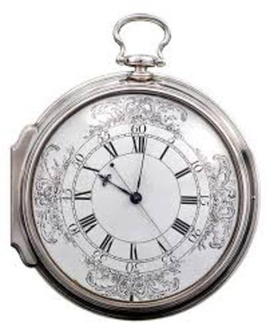 El rellotge mecànic