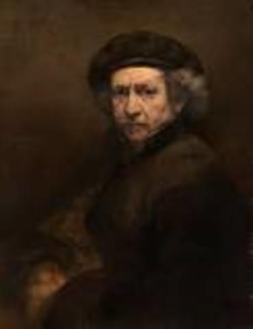 Rembrandt birth