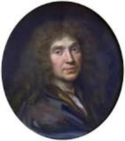 Molière born