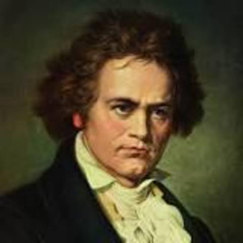 Ludwig van Beethoven birth