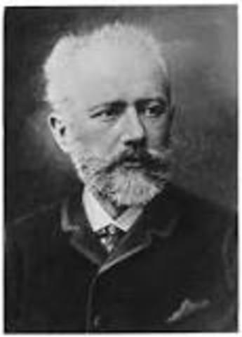 Pyotr Ilyich Tchaikovsky bourn