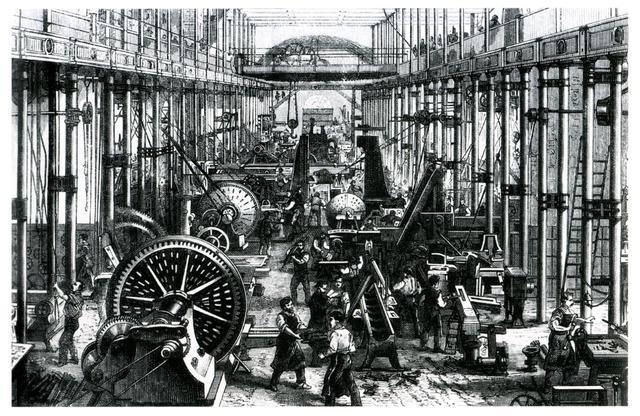 The Industrial Revolution Part 1