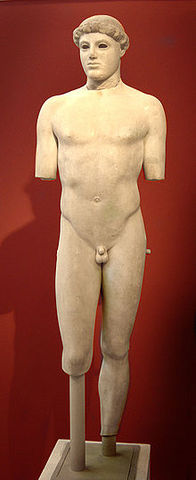 Contrapposto 48 BC