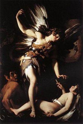 Chiaroscuro 1602 1603