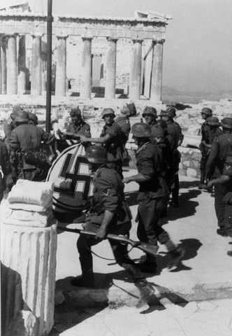 Germany invades Yugoslavia and Greece