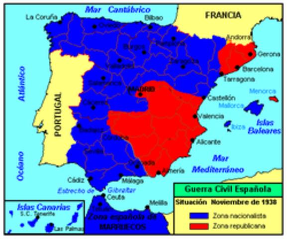 La guerra a Catalunya ha acabat