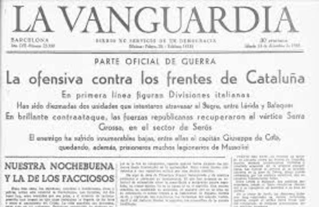 Comença l'ofensiva cap a Catalunya