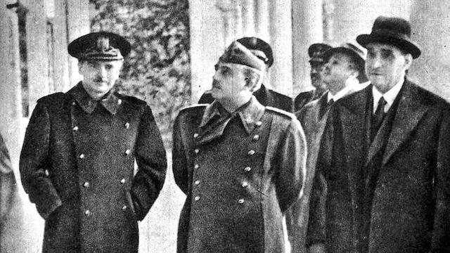 """Espanya y portugal signen el """"Pacte Iberic"""""""