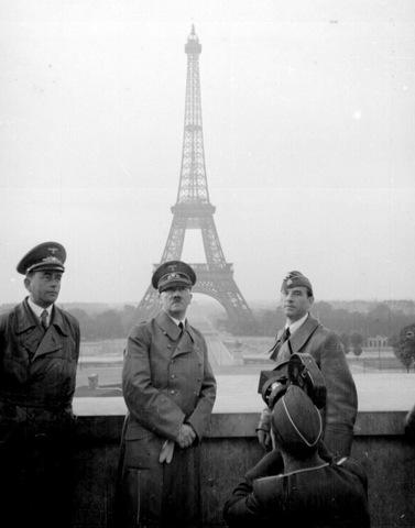 France falls to Adolf Hitler