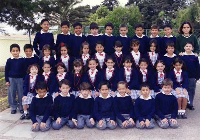 inicio de estudios colegio Capouilliez