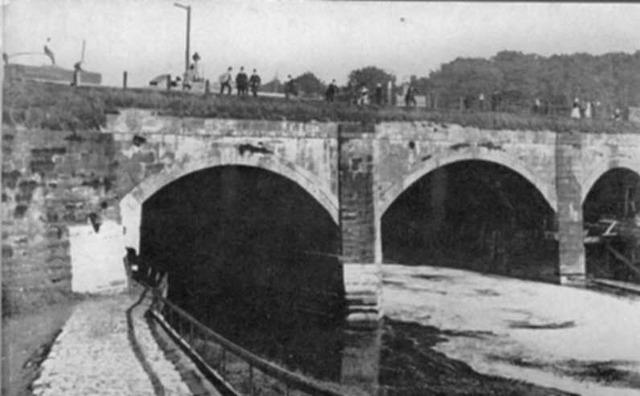 James Brindley's Bridgewater Canal