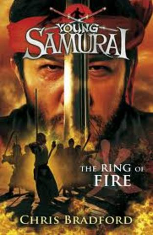 young samuri the ring of fire