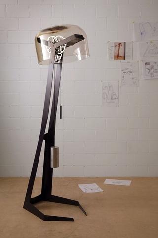 Lampe mécanique
