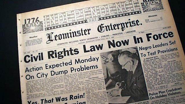 Civil Rights Act of 1964 (description)