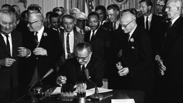 Voting Rights Act of 1965 (description)
