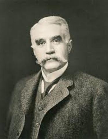 Charles Brush made carbon arcs