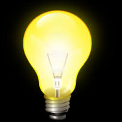 Modern day Light Bulb