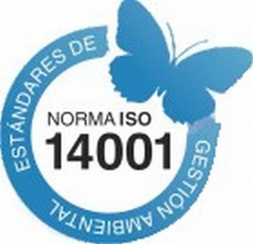 Publicación de las normas ISO 14001