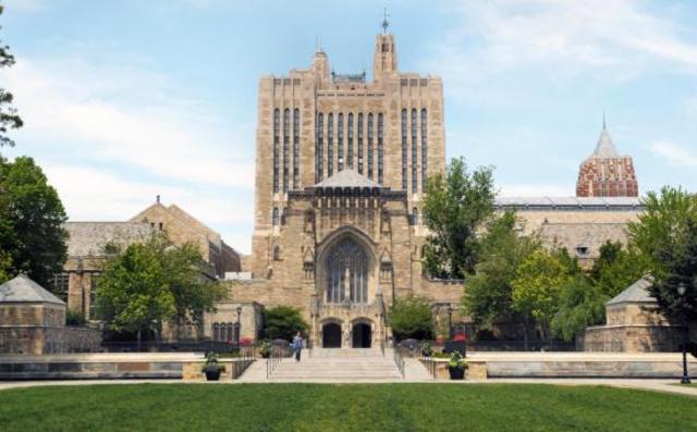 Fui a estudiar en la Universidad de Yale
