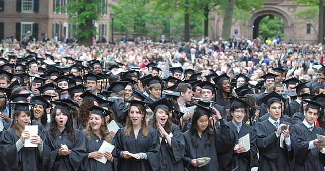 Me gradué de la universidad Yale