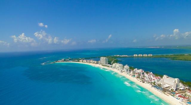 Yo decidí mudarme a Cancún
