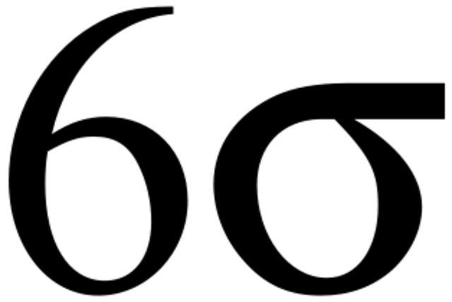 Fundación de 6 Sigma