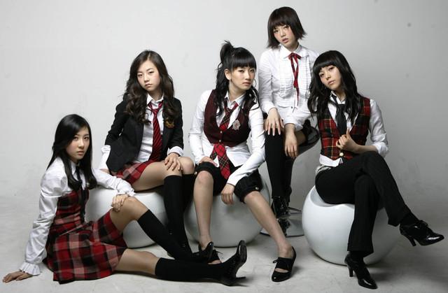 Wonder Girls and the US Billboard Hot 100