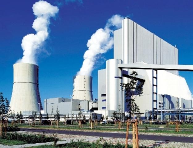 Central elèctrica