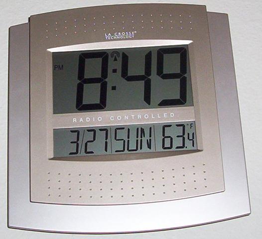 Rellotge atòmic