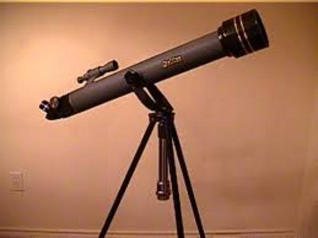Hans Lippershey Invents Telescope