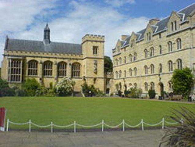 Profesor en Oxford