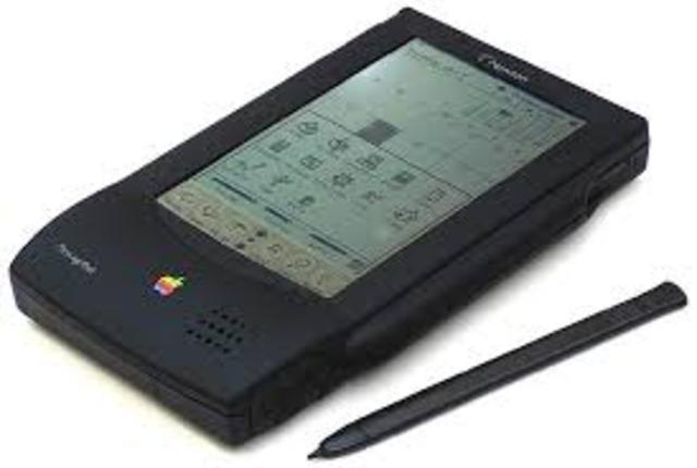 Apple Newton MassagePad