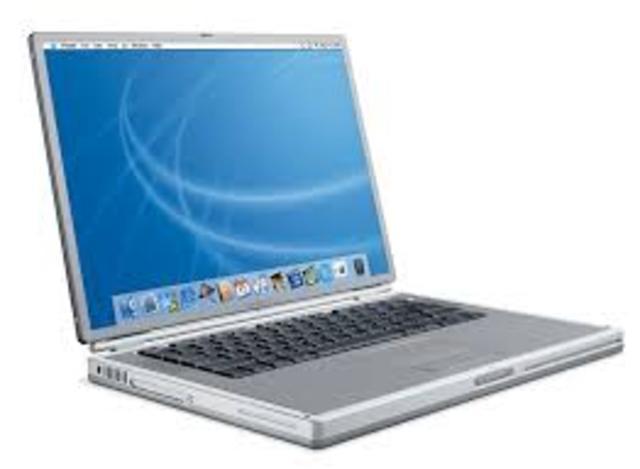 Apple Power Book Titanium
