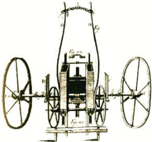 Sembradora mecànica